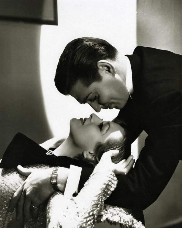 I would love this in a big print in a beautiful big frame in my room | Clark Gable and Carole Lombard