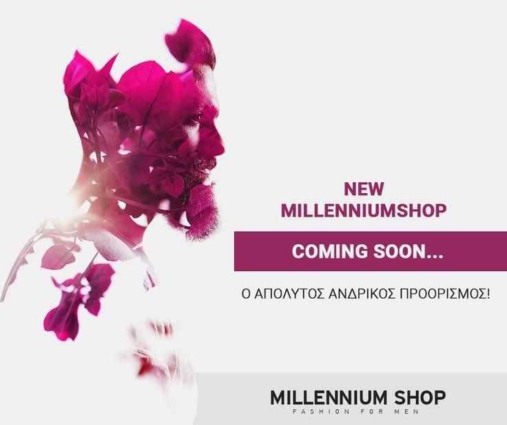Νέο πιο ανανεωμένο Millenniumshop