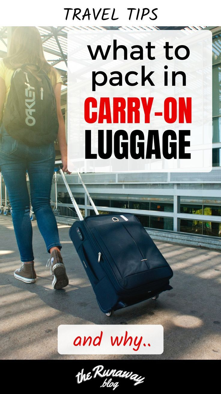 Are You Wondering What To Pack In Carry On Luggage For A Comfortable And Safe Flight Here S A List Of Must What To Pack Carry On Luggage Best Carry On Luggage