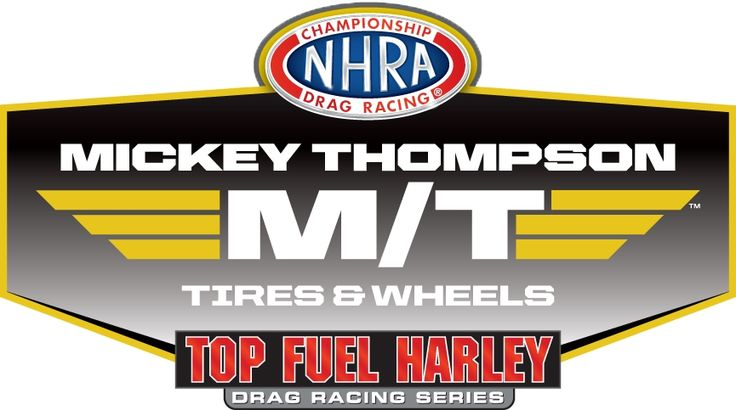 Mickey Thompson Tires & Wheels has signed on as a multi-year sponsor of the popular Top Fuel Harley motorcycle category.http://www.dragracingscene.com/news/mickey-thompson-sponsors-nhra-top-fuel-harley/