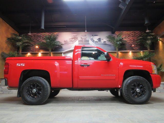 2010 Chevrolet Silverado 1500 ** CUSTOM VIPER RED SHORTY ** #Winnipeg #Manitoba #Chevy