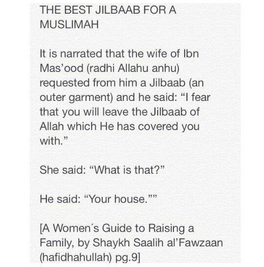 The best jilbaab.