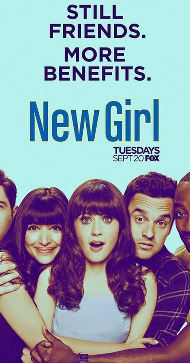 Created by Elizabeth Meriwether.  With Zooey Deschanel, Jake Johnson, Max Greenfield, Hannah Simone. After a bad break-up, Jess, an offbeat young woman, moves into an apartment loft with three single men. Although they find her behavior very unusual, the men support her - most of the time.