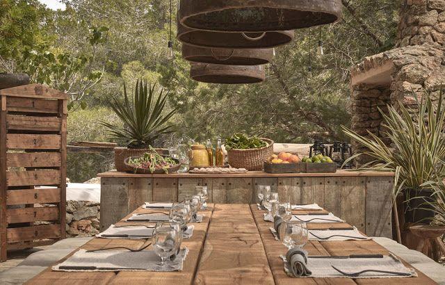 ATELIER RUE VERTE , le blog: Ibiza / Une maison d'hôtes à la ferme, La Granja /