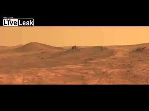 Mars UFO Spotted By Opportunity Rover - YouTube