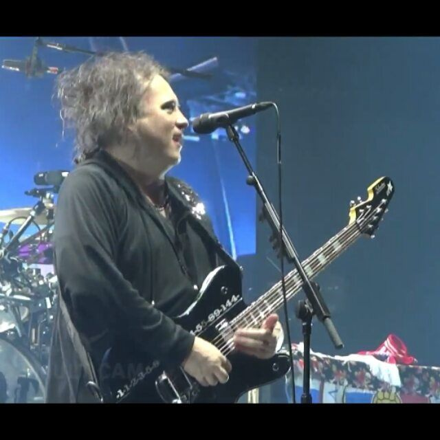 """The Cure - The Lovecats (live in Lodz Poland 20.10.2016) from """"The Cure Lodz Multicam"""". For more info visit www.thecure.pl #TheCure #Lodz #Multicam #free #fan #film #project #thecuretour2016 #RobertSmith #rock #pop #indie #goth #alternative #postpunk #80s #90s #music #video #instamusic #łódź #atlasarena #poland #concert #koncert #nazywo #live #download @thecure @martinmarszalek"""