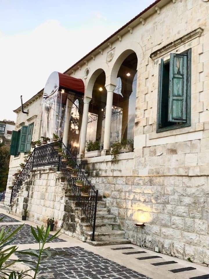 بيت الزمن الجميل النبطية Beautiful World Old Houses Architecture