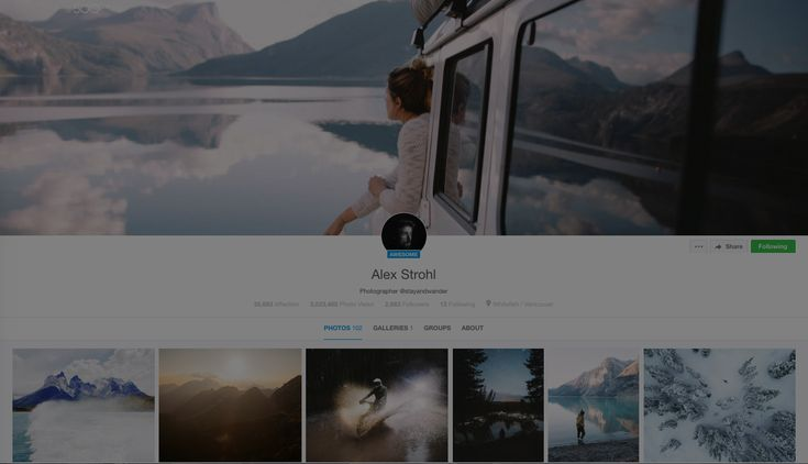 Make sure you pay attention to these 3 things if you want to craft a solid online photography profile.
