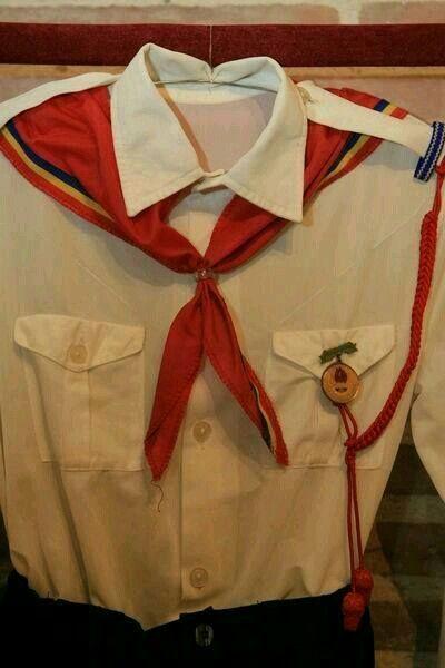 Uniformā de pionier