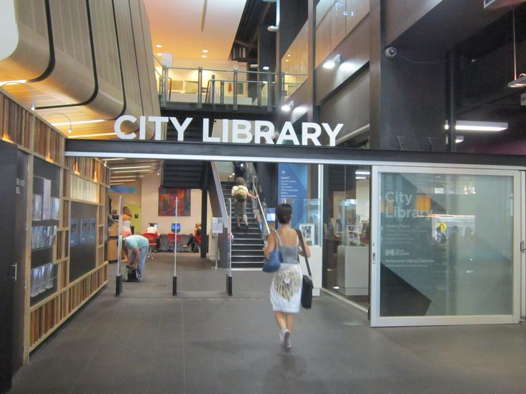 melbourne city library - Google Search