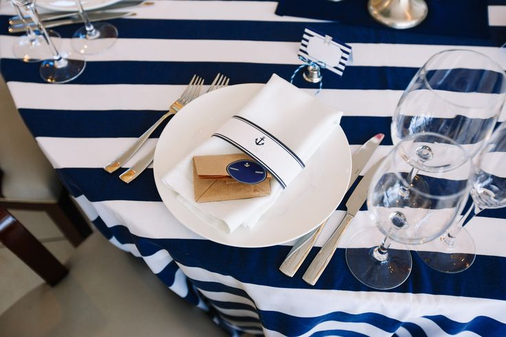Nautical details / Detalles naúticos #BarceloWeddings #Weddings #Bodas #Sea #Mar