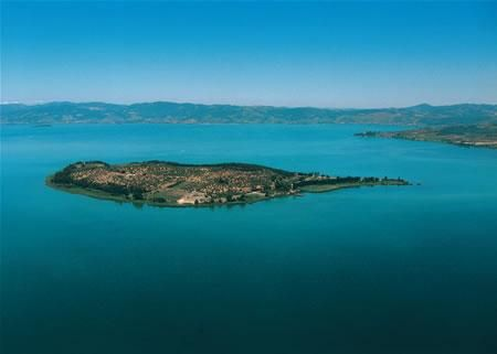 Lake Trasimeno- Umbria -Italy