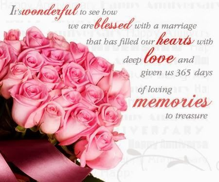 Happy Marriage Anniversary SMS