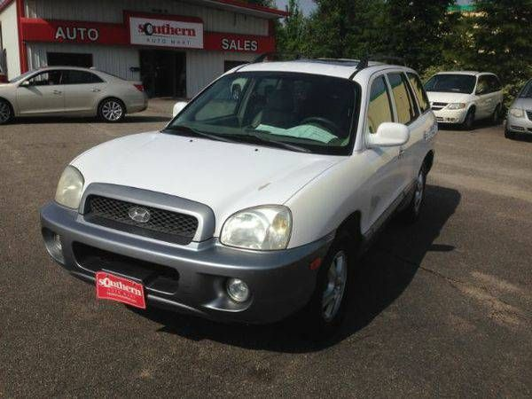 2004 Hyundai Santa Fe GLS 3.5L  BUY HERE PAY HERE! ( Southern Auto Mart) $4295
