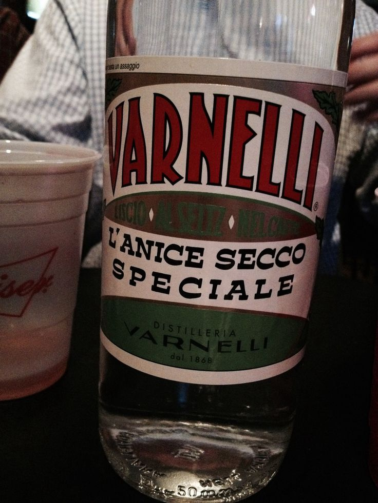Varnelli L'Anice Secco Speciale Mistra Liqueur *Sweet and smooth *Like chewing a mouth full of fennel seeds *dry on the finish *$50-55
