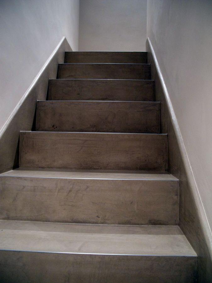 Las 25 mejores ideas sobre escaleras de baldosas en for Como hacer una escalera en concreto