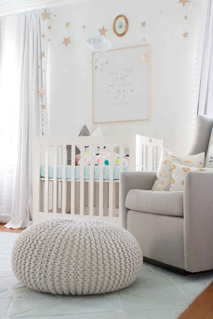 Babies rooms on pinterest a selection of the best ideas to try nursery babies nursery and baby - Baby rooms idees ...