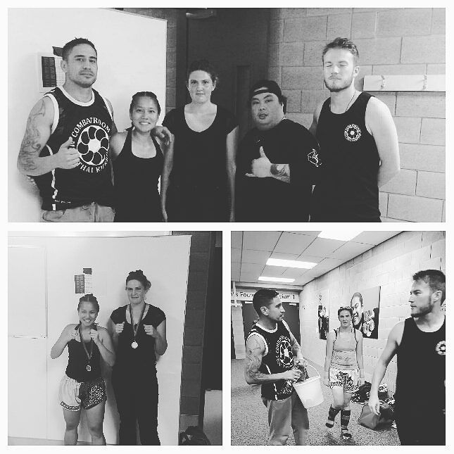Massive night at #capitalpunishment37. Thank you to everyone who helped the girls with the training the past few weeks. Aisyah and Kimmy did very well on their respective fights. They showcased their skills and heart. Shoutout to Mark and the crew over at MTI for putting on another excellent show. On to the next one for the #CRMT crew. #muaythai #kickboxing #wellingtonsfinest #nakmuay #makogym #duncanhashiseyesclosed
