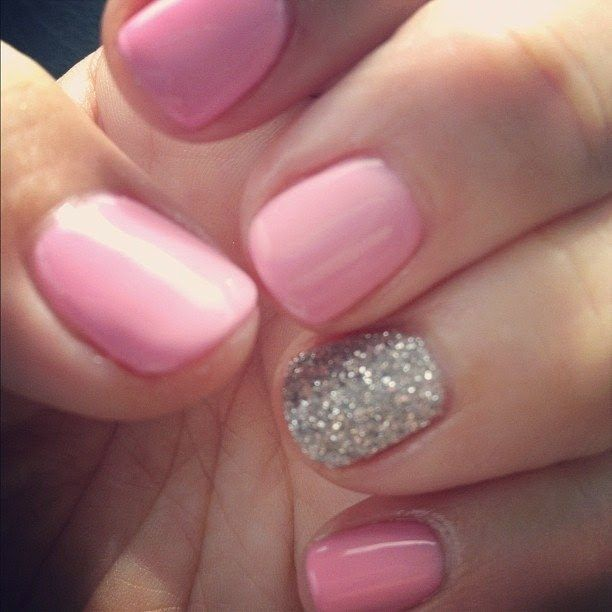 Romantic Nail Designs For Teens