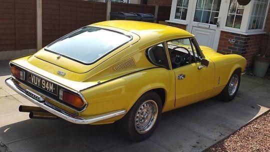 Uk Classic Cars Triumph Classic Cars Cars