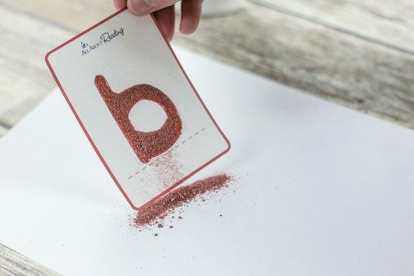 Make Your Own Tactile Letter Cards + FREE Downloadable ...