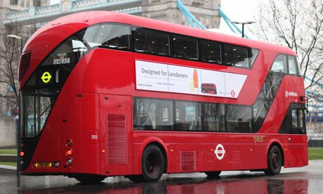 London gets a new version of the beloved Routemaster.