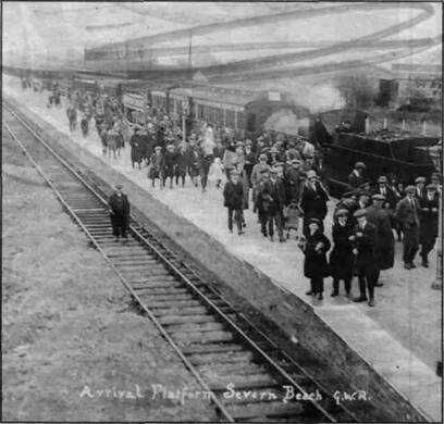 Severn Beach Railway Station | by brizzle born and bred