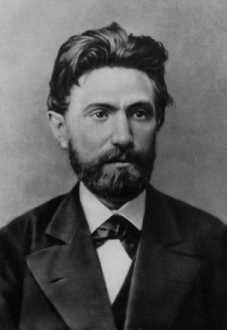 Ferdinand August Bebel (* 22. Februar 1840 in Deutz bei Köln; † 13. August 1913 in Passugg, Schweiz) war ein sozialistischer deutscher Politiker und Publizist. Er war einer der Begründer der deutschen Sozialdemokratie und gilt bis in die Gegenwart als eine ihrer herausragenden historischen Persönlichkeiten. Um 1890.