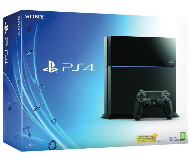 Console PlayStation 4: Sony Playstation 4: Amazon.fr: Jeux vidéo