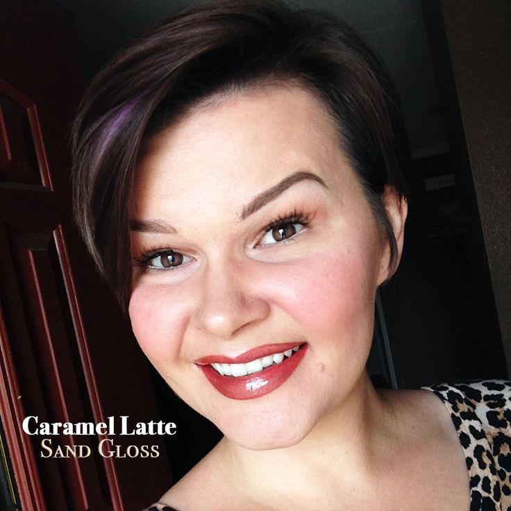 Caramel Latte Lipcolor By Lipsense, The Perfect Transition