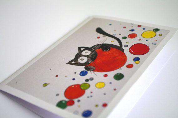 Birthday card boyfriend - Funny birthday card - Funny greeting card - Happy birthday card - Boyfriend greeting card - Animal birthday card - Funny cat