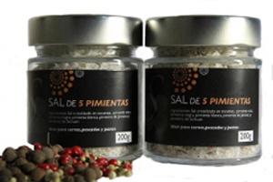 Sal de pimienta