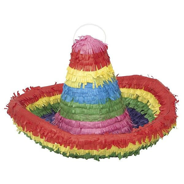 Piñata Sombrero | Festmagasinet Standard