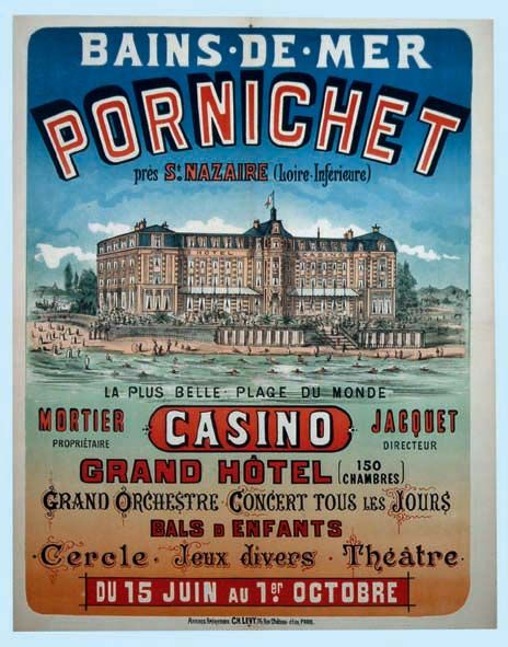 23 best la baule affiches anciennes vintage poster images on pinterest travel posters. Black Bedroom Furniture Sets. Home Design Ideas