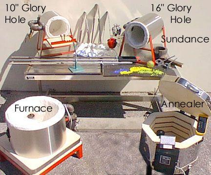 Glass Blowing - Sundance Art Glass Center