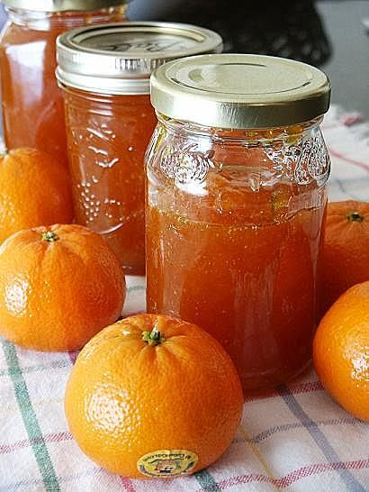 Clementine Marmalade #recipes