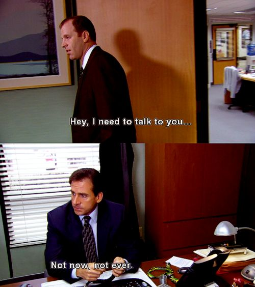 Michael and Toby.