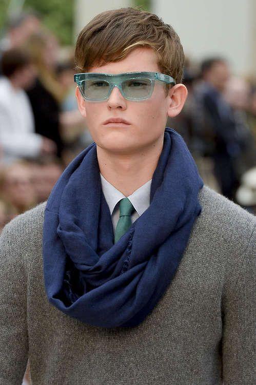 Burberry Prorsum S/S 2014 Menswear