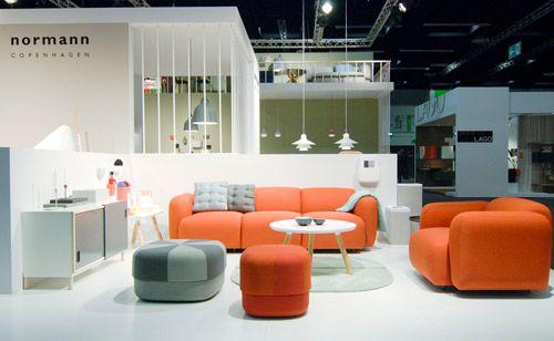 Normann Copenhagen Swell Sofa.