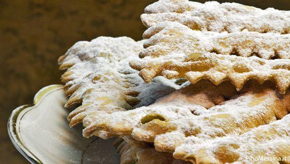 Come fare le frappe di Carnevale - Consigli di Cucina   PinoMessina.it