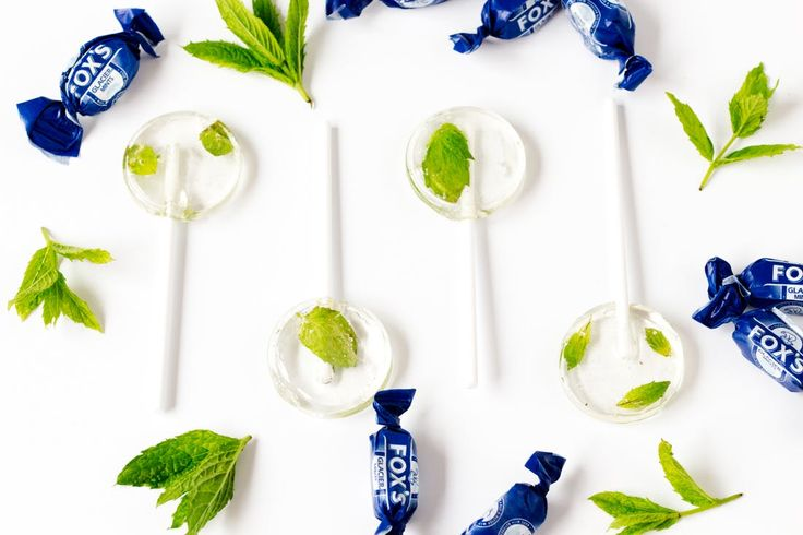 These Gourmet lollipops are easier to make than you think!