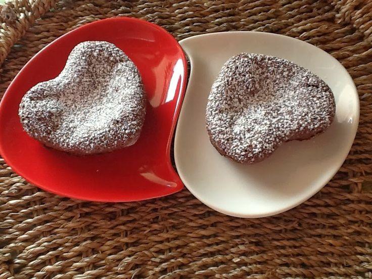 IL MONDO DI BETTY: Tortine al cioccolato (consentito anche per i celiaci)