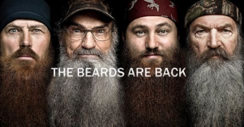 Top ten things the Robertson's have taught me... http://villageidiotblog.wordpress.com/2013/09/04/duck-dynasty/