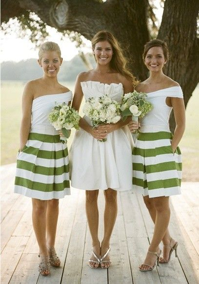 theme/colour inspiration - so darn cute, and different!