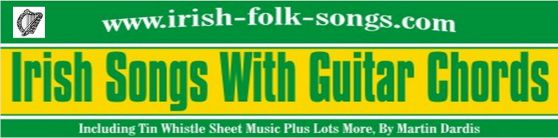 Web site has irish tunes with chords.  Fiddle, whistle, Christmas