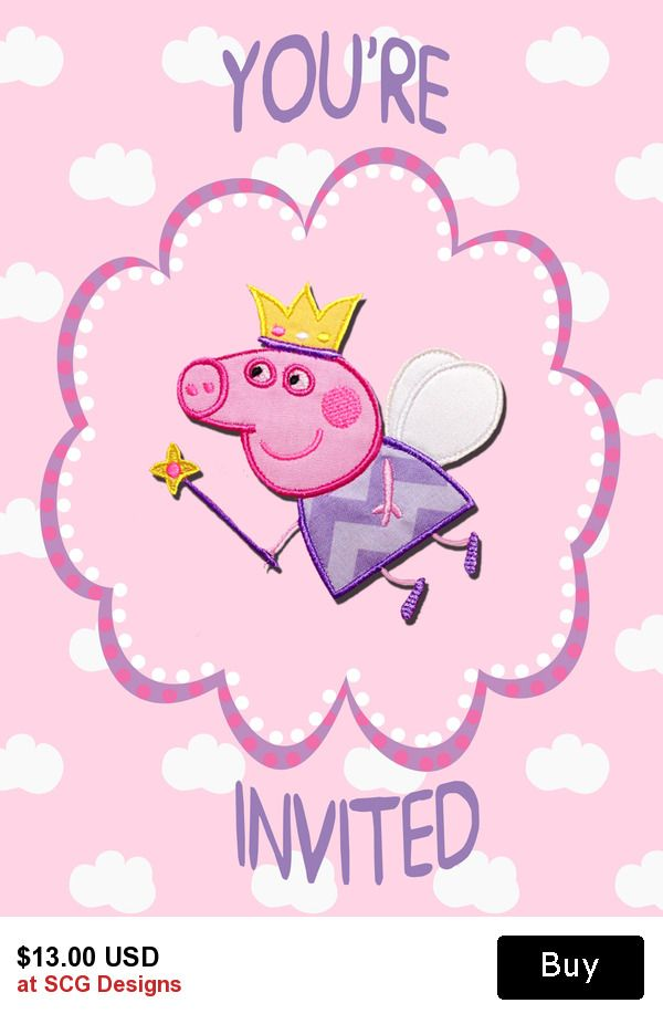 93 best ALL BOUT PARTY IDEAS/THEMES-PEPPA PIG images on Pinterest ...