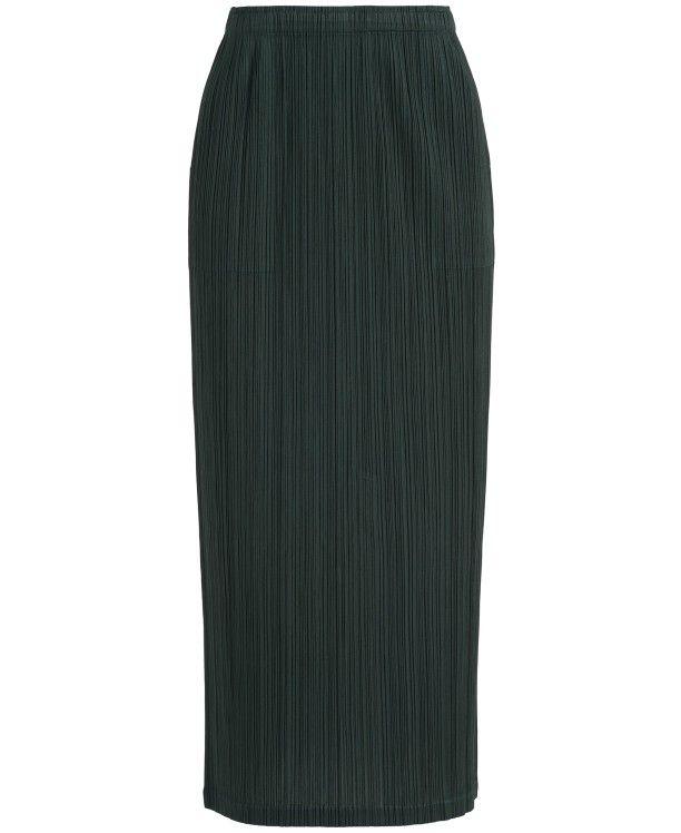 52a8b6a427 Maxi Skirt | Pleats Please | Pleated skirt, Skirts, Pleated fabric