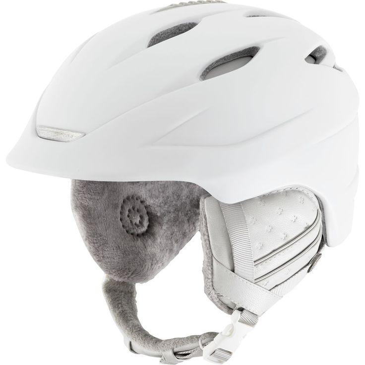 Giro - Sheer Helmet - Women's - Matte White Cross Stitch