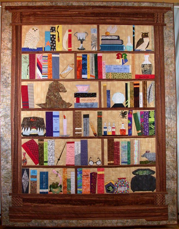 59 Best Quilts Harry Potter Quilts Images On Pinterest