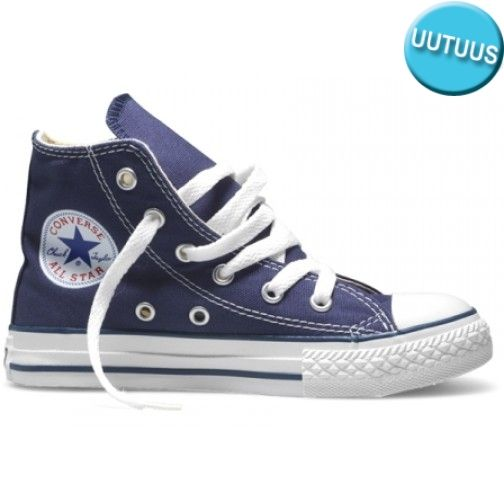 Converse ALL STAR KIDS HI (27-35) #kookenkä #Converse #lasten kengät #shoes